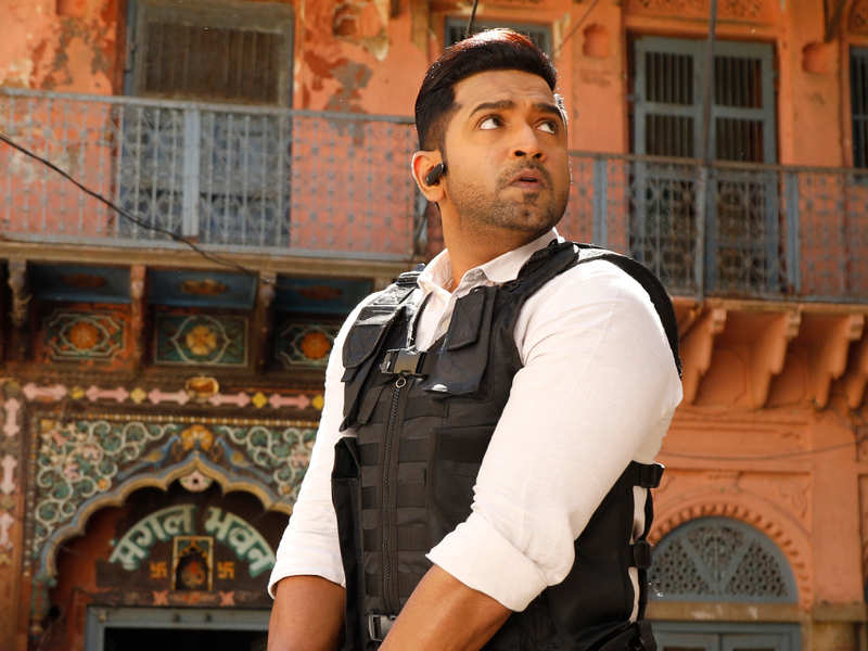 Arivazhagan on shooting for Borrder during the pandemic with Arun Vijay