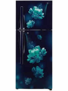 LG Double Door 308 Litres 3 Star Refrigerator Blue Charm GL-T322RBCX