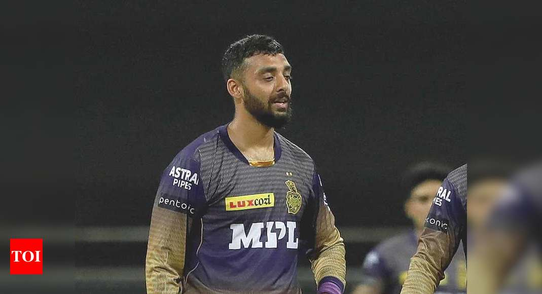 IPL 2021: Varun, Warrier doing fine; KKR on course for their next match, says CEO Mysore | Cricket News – Times of India