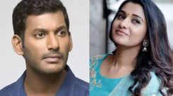 Vishal and Priya Bhavani Shankar to star in Karthick Thangavel's next