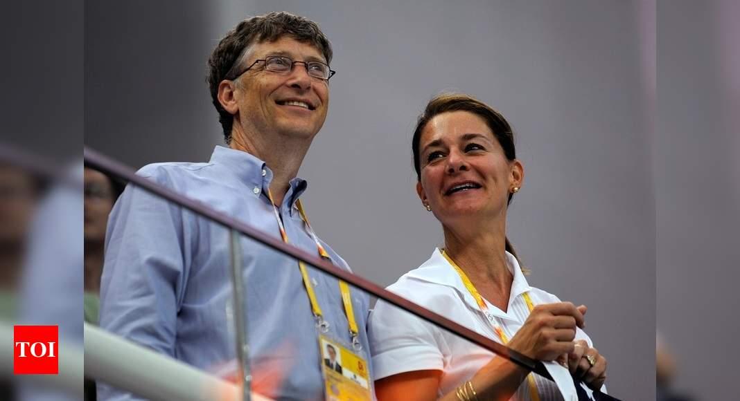 Bill Gates and Melinda Gates file for divorce, shaking philanthropic world | – Times of India