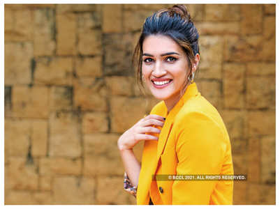 Kriti on negativity & trolls on social media