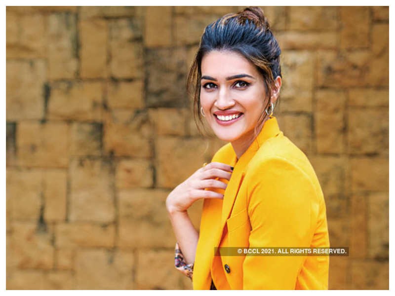 Kriti Sanon opens up about negativity and trolls on social media, says she has become a lot more conscious of what she speaks