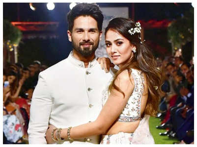 When Shahid met Mira for the first time