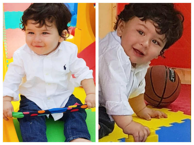 Do not miss these UNSEEN pictures of Taimur Ali Khan from his first birthday!
