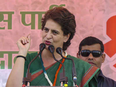 , Govt should deploy all resources in saving lives than in building PM's new house: Priyanka Gandhi, The World Live Breaking News Coverage & Updates IN ENGLISH