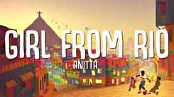 Check Out Latest Official English Music Lyrical Video Song 'Girl From Rio' Sung By Anitta