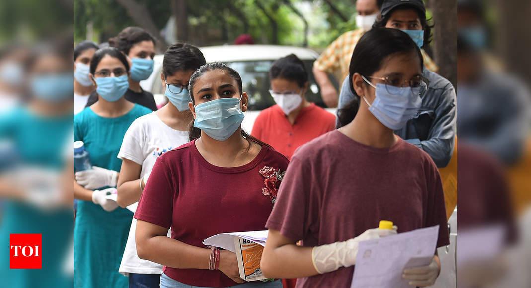 Delhi University suspends online classes till May 16 – Times of India