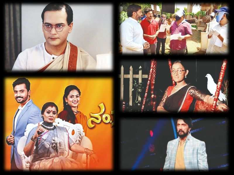 No new shoots and not enough banked episodes has Kannada TV industry in a fix