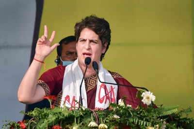 The government should deploy life-saving resources instead of building the prime minister's new home: Priyanka | India News
