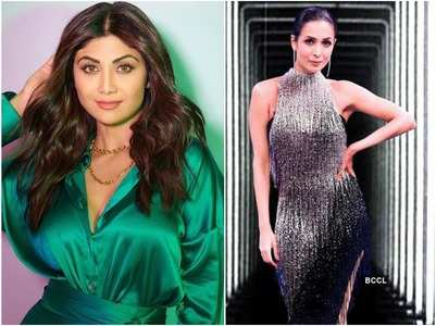 Malaika fills in for Shilpa in Super Dancer 4
