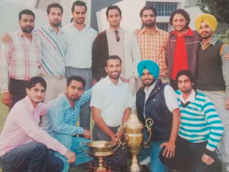Did you know Kulwinder Billa used to perform in the college bhangra team?