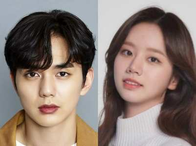 Yoo Seung Ho & Hyeri to star in a drama