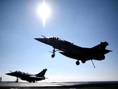 , Egypt buys 30 Rafale fighter jets from France, The World Live Breaking News Coverage & Updates IN ENGLISH