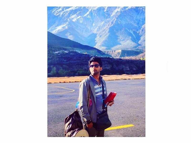 Joey Debroy cancels bike trip to Ladakh amid COVID scare