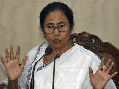 Mamata swears to be a discreet program due to the Covid pandemic | India News