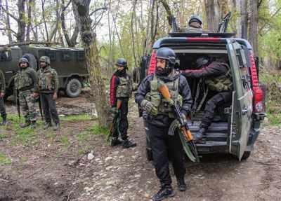 2 Lashkar terrorists killed in Sopore meeting | India News