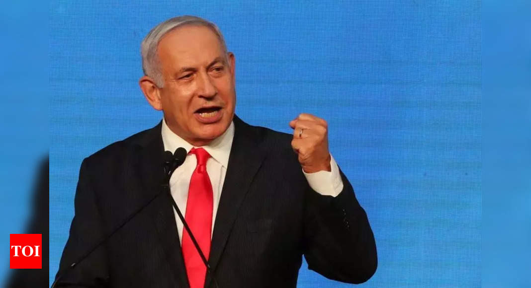 Benjamin Netanyahu loses mandate to form Israel govt, opening door for rivals   World News - Times of India