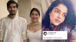 After Nikki Tamboli, actor Pia Bajpiee loses her brother due to COVID-19 complications