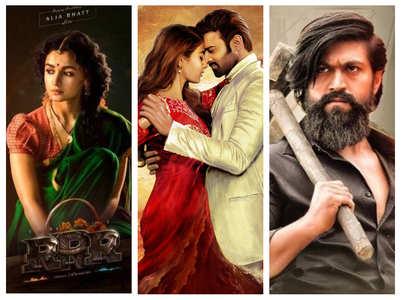 RRR, KGF 2, Salaar: Upcoming pan-India films