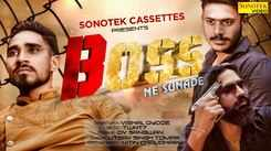 Check Out New Haryanvi Hit Song Music Video - 'Boss Ne Sunade' Sung By Vishal Dyode