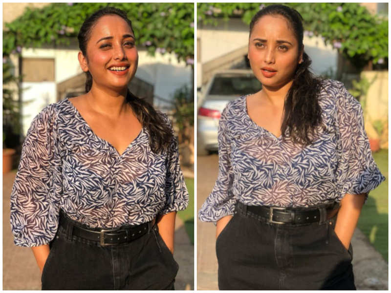 Rani Chatterjee shares beautiful sun-kissed pictures