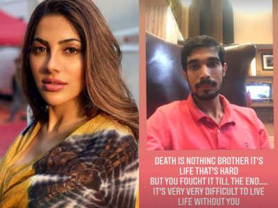 Nikki Tamboli's heartfelt note for brother