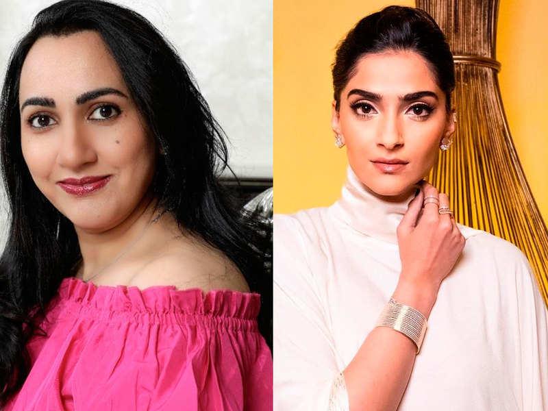Celebrity designer Dimple Mehta believes Sonam Kapoor is always on point with her looks