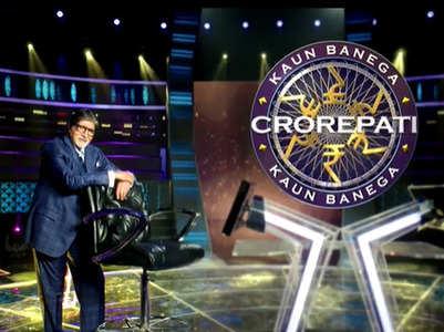 Amitabh Bachchan returns with KBC13
