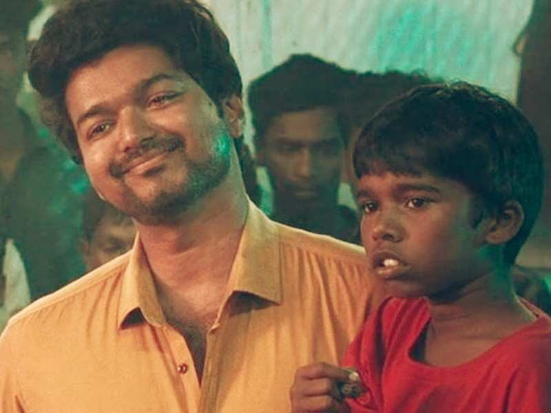 Did you know that Poovaiyar had pranked Vijay on the sets of 'Master'? Read to know how!