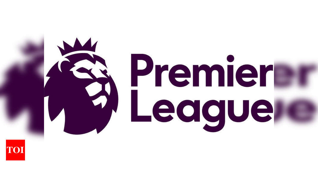 Home fans only for final two Premier League matches   Football News – Times of India