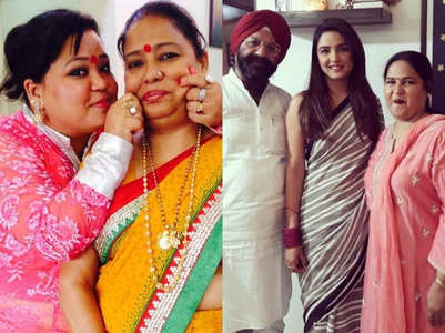 TV celebs share families' battle with COVID