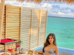 """Holiday pictures of the """"Bom Diggy Diggy"""" girl Sakshi Malik who's a true diva in real life!"""