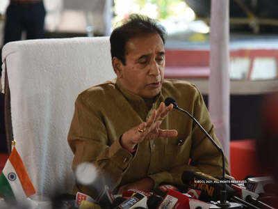 Maharashtra calls on HC to annul two CBI FIR paramilitaries against Deshmukh India News