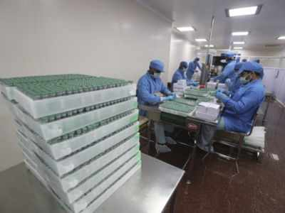 US Supplies Vaccine Components to India to Enable Two Crore Dosage of Covishield   India News