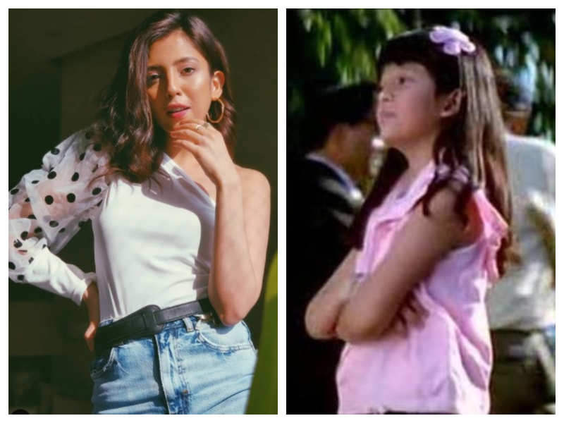 Did you know 'Mujhse Dosti Karoge' child artist Barkha Singh, who played young Kareena Kapoor Khan, is all grown up now?