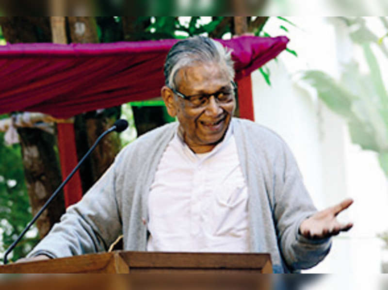 Manoj Das (1934-2021)