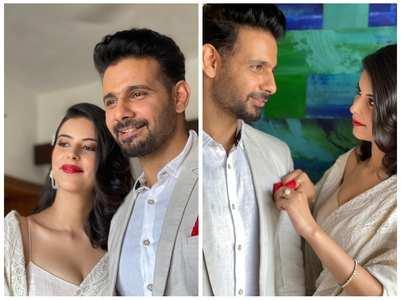 Viraf-Saloni get married at Bandra Court