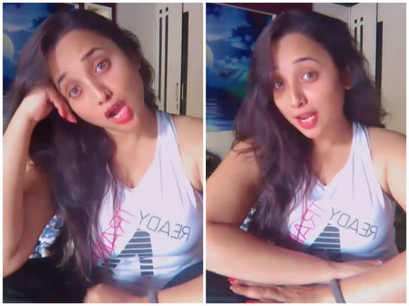 Watch: Rani Chatterjee shows her amazing expressions on B Praak's song 'Jannat'