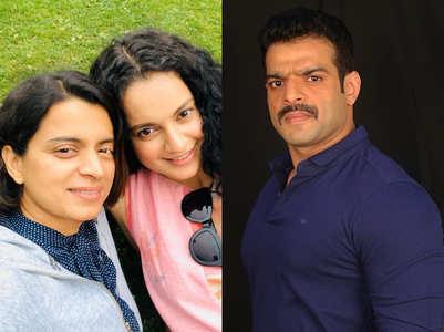 Kangana Ranaut's sister slams Karan Patel