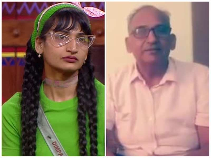 Bigg Boss Malayalam 3's Dimpal Bhal shares an unseen video of her late father asking her to 'stay there till the end'; watch