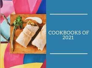 Interesting cookbooks of 2021