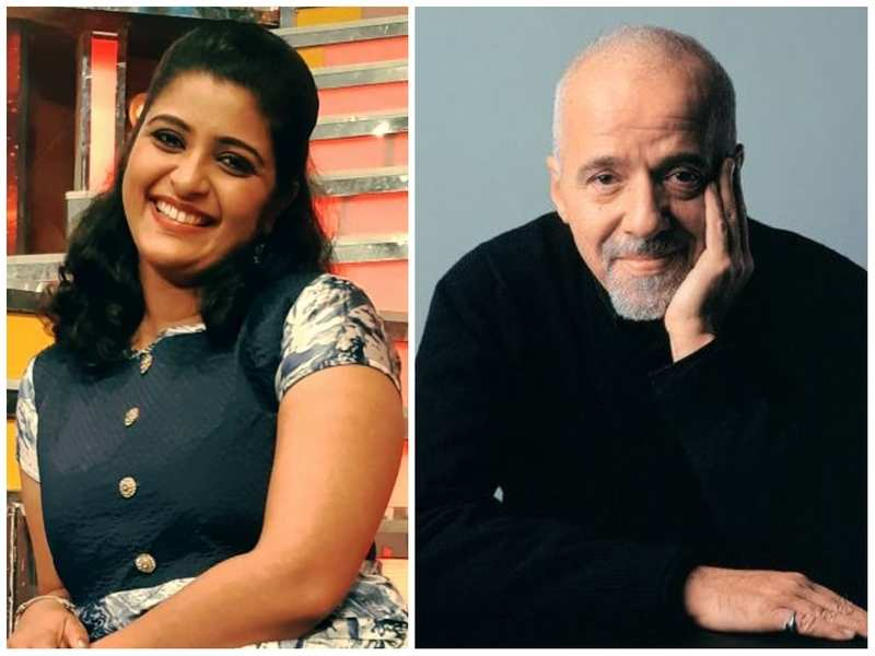 Shalu Kurian is excited as she gets a comment from Paulo Coelho; read post