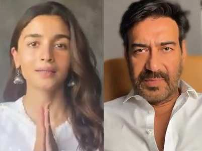 Alia-Ajay urge citizens to get vaccinated