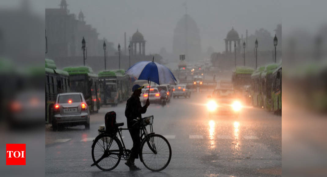 Indian monsoon onset expected around June, government official says