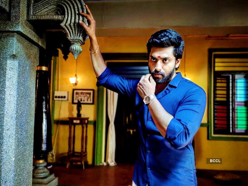 Jishnu Menon wins the battle against COVID-19; happily resumes shooting for TV show 'Sundari' (Photo - Instagram)