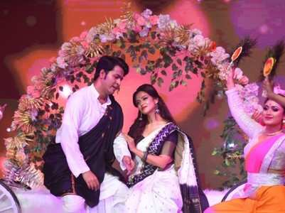 Filmfare Bangla: Pics from a scintillating show