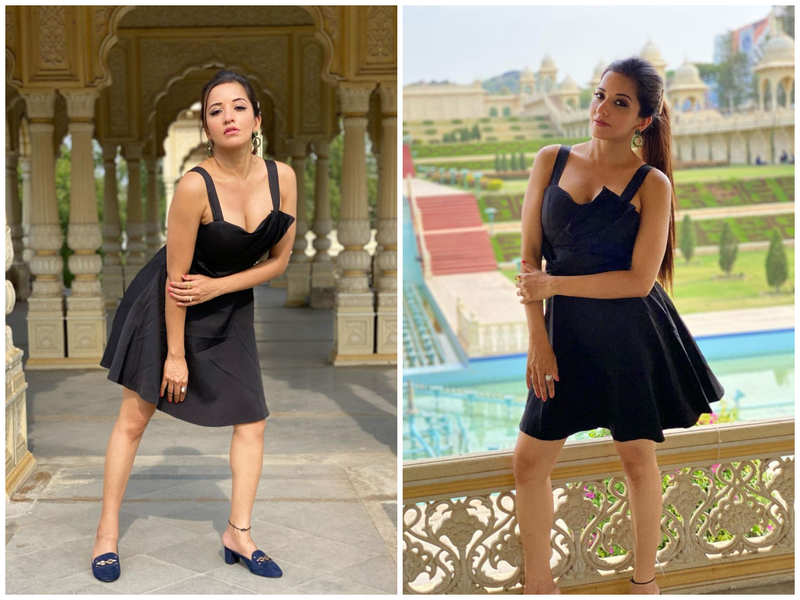 Monalisa redefines gorgeousness in THESE pictures