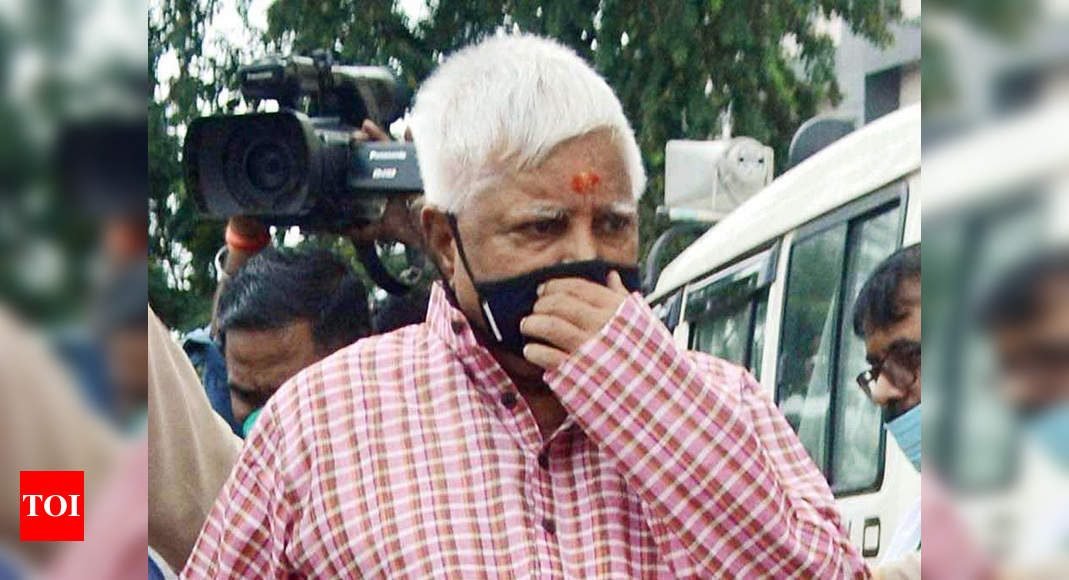 Lalu Prasad to chair virtual meeting with RJD MLAs to review Covid situation in Bihar