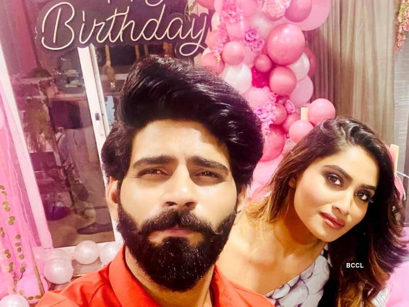 Here's how Bigg Boss Tamil 4 fame Balaji Murugadoss celebrated BFF Shivani Narayanan's birthday; see pics (Photo - Instagram)